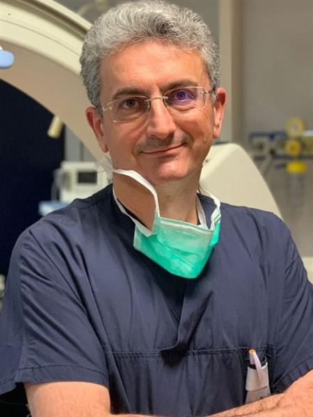 Dottor Giuseppe De Martino, specialista aritmologo Campania, provincia e sud Italia