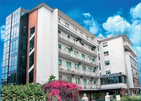 clinica Sanatrix Napoli