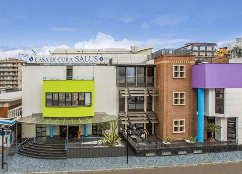 Clinica Salus Battipaglia