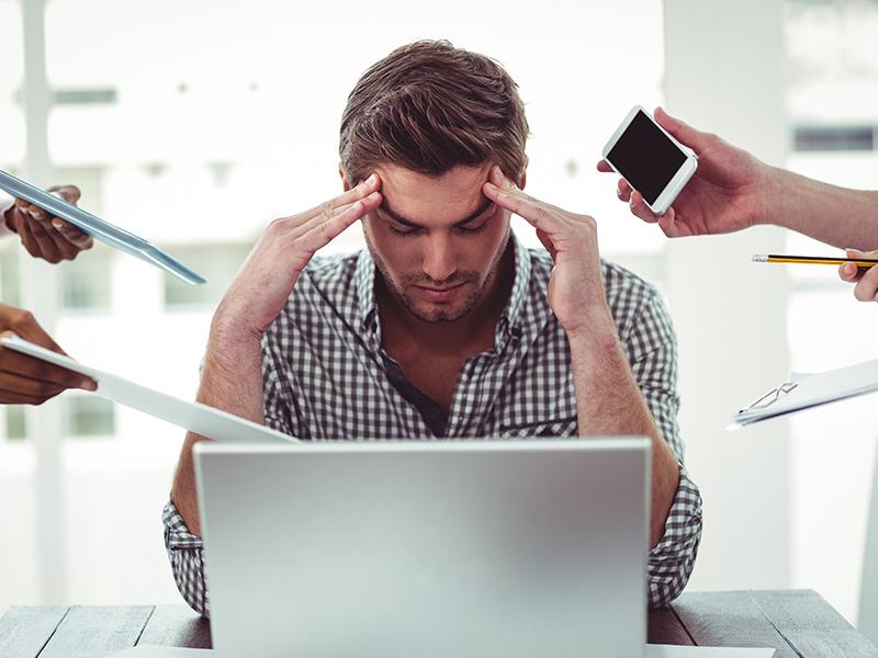 Attività fisica, stress e caffè possono scatenare l