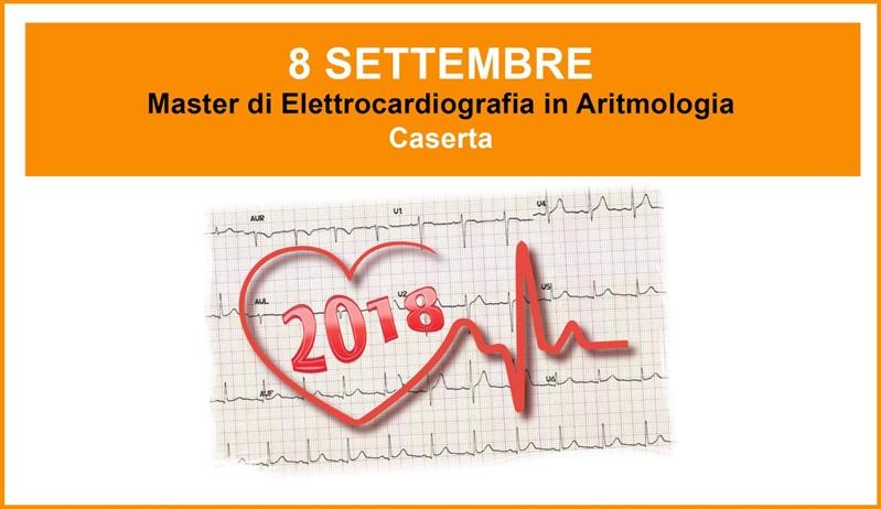 Master di Elettrocardiografia in Aritmologia - 18 crediti ECM