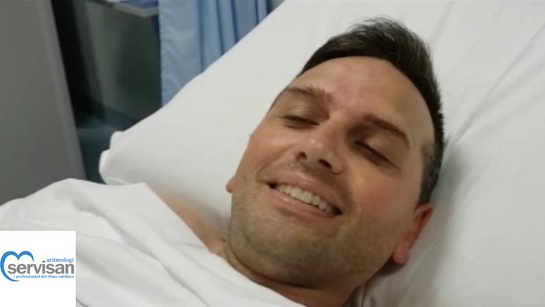 La storia di Francesco, tornato a fare sport dopo un intervento al cuore durato meno di un'ora