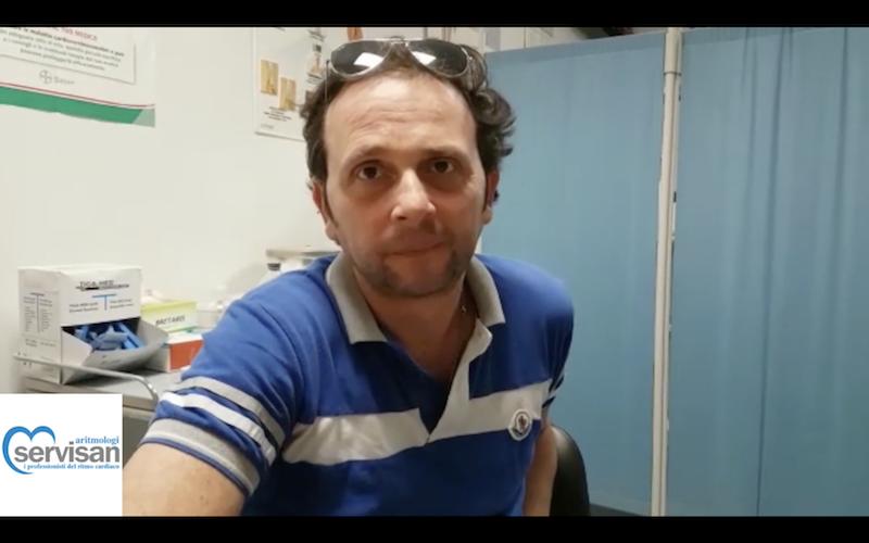 La storia di Luigi, salvato dal defibrillatore che non voleva impiantare