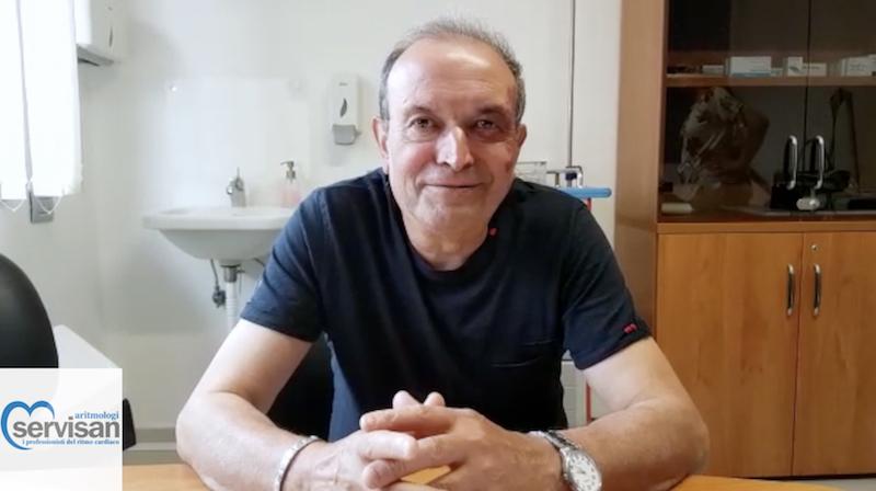 La storia di Carmine: risolvere la fibrillazione atriale con l