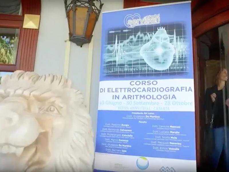 Caserta: corso di Elettrocardiografia in Aritmologia